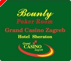 The Opening of the Bounty Texas Hold'em Club in Zagreb