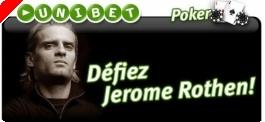 Fans du PSG - Défiez Jérôme Rothen sur Unibet Poker à 21h