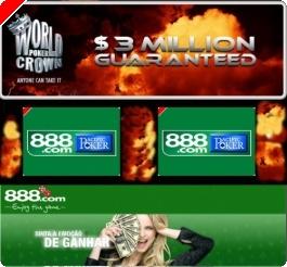 $3,000,000.00 Garantidos na Pacific Poker!