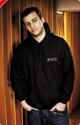 Joueur de poker - Sorel Mizzi rejoint la Team Betfair