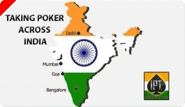 Tournoi Poker - Lancement de l'India Poker Tour (IPT)