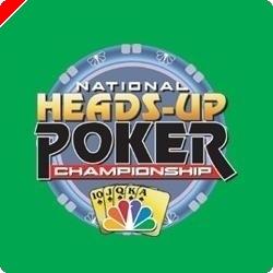 Списъка за 2008 NBC National Heads-Up Poker Championship е Почти Готов