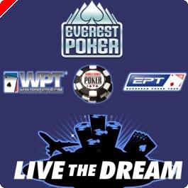 Fernando Festas Qualifica-se para o Everest Poker Live The Dream – Ganhou $11,180.00