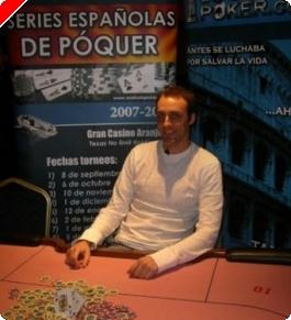 Javier Etayo triunfa en las Series Españolas de Póquer