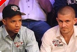 2008 NBC National Heads-Up Poker Championship: Актуално от Кръг Втори