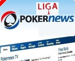 Hoje Terça-feira Liga PT.PokerNews 16:30 Poker Stars
