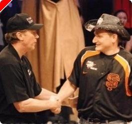 2008 NBC National Heads-Up Poker Championship: Ferguson a Bloch jdou do finále