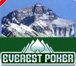 Março na Everest Poker – Muita Acção
