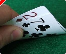Chipleader Turnieju WSOP-C Usunięty Za Niewłaściwe Zachowanie