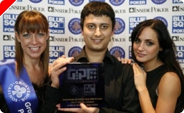 Ketul Nathwani Wins the GUKPT: London