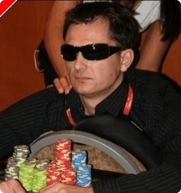 PokerStars.net EPT Varsóvia, Dia1B: Pederson na Liderança