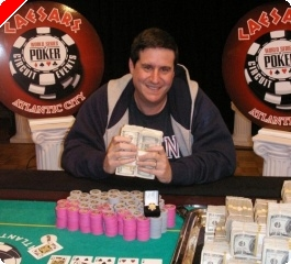 Eric 'Sheets' Haber Wins WSOP-C Atlantic City