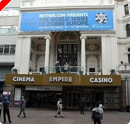 Anunciadas las fechas de las World Series of Poker Europeas 2008.