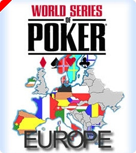 2008 World Series of Poker Europe Datoene annonsert