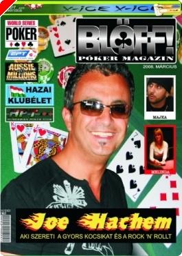 Megjelent a BLÖFF Póker Magazin Második Száma!