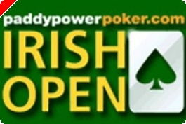 Kiko Lacasa es el único español en el dia 3 del Irish Open