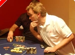 No Bad Beats for Channing - The New Irish Poker Open Champion