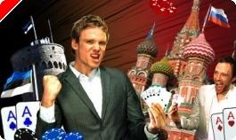 Homme algab Eesti-Vene pokkerilahing Unibeti pokkeritoas