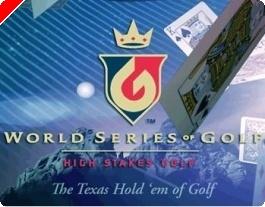 """""""2008 World Series of Golf"""" Baseadas no Poker Foram Apresentadas"""