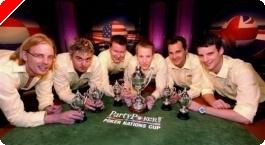 Party Poker Copa das Nações Está de Volta!
