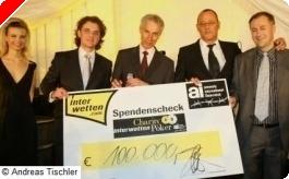 Tournoi de Poker caritatif - L'acteur Jean Reno au service d'Amnesty International