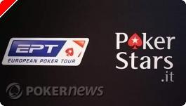 European Poker Tour San Remo - Beszámoló az első nap történéseiről