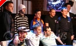 EPT San Remo 2008 - La table finale en direct live
