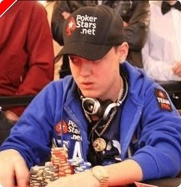 PokerStars.com EPT San Remo, den 2: Mercier vede, Minieri předvádí akční hra plnou zvratů