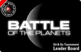 PokerStars e a Batalha dos Planetas