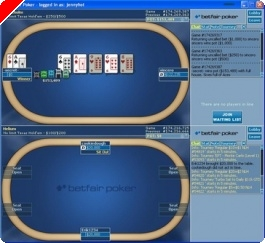 'Pokerfecta' Chopped at Betfair Poker