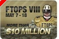 Calendário das FTOPS VIII - $10,000,000 Garantidos