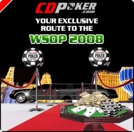 Ganhe 4 S&G e Jogue Main Event WSOP – CD Poker