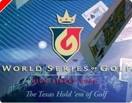 포커를 테마로 한 2008 World Series of Golf 발표
