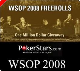 Poker Stars Oferece 80 Pacotes para Main Event WSOP 2008!