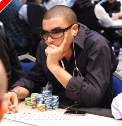 EPT  Pokerstars Monte Carlo - Day1B - Cyril Bensoussan au Top