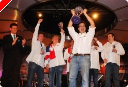 Rule Britannia! Team GB Win the Poker Nations Cup