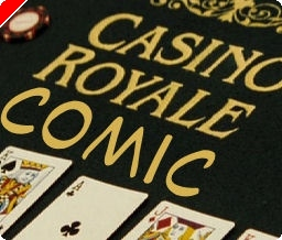 James Bond Casino Royale Poker Comic