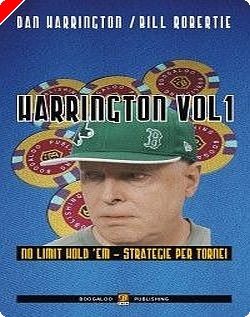 Libri di poker: Harrington Vol.1, No Limit Hold'em - Strategie Per Tornei