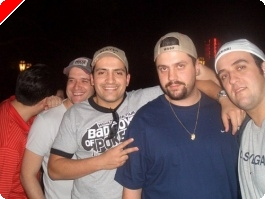 Saga: A Caminho de Vegas - Deus ajuda os Bêbados