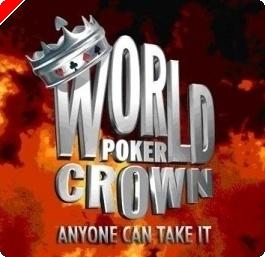 World Poker Crown – Oito Lugares em Disputa Hoje Sexta-feira 25 Abril