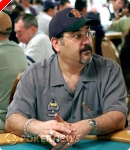 Tournoi de poker WPT Bellagio 2008 - Day 4 - Amir Vahedi, Gus Hansen et Tom Dwan mènent la...