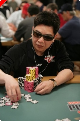 Tournoi Poker WPT Bellagio Avril 2008 - David Chiu prend le titre, Gus Hansen rate le coche