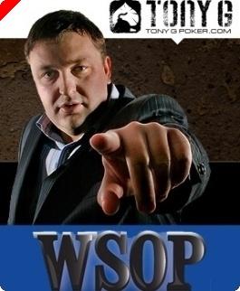 Liga TonyG Poker WSOP Event #13 Segunda-feira 28 Abril