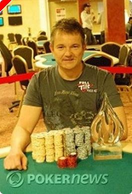 PokerNews Cup Salzburg Austria Winner + WPT Championship