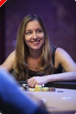 Joueuse de poker - Victoria Coren rallie la Team PokerStars