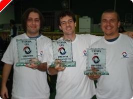 II Etapa do Circuito PT.PokerNews.Com Brasil – Bruno Giacomazzi Campeão