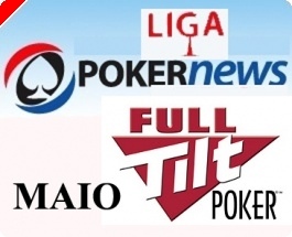 Liga PT.PokerNews com Nova Cara – Torneios de Maio na Full Tilt Poker