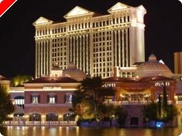 """Le  Caesars Palace annonce ses  """"Megas Tournois"""" du 1er juin au 9 juillet 2008"""