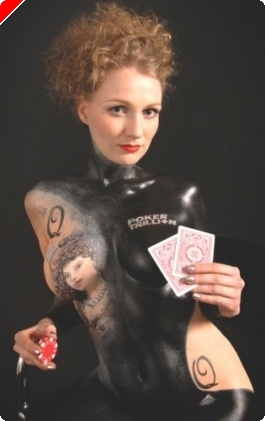 Catgirl сыграет в PartyPoker World Open в костюме Евы