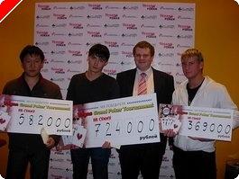 Новосибирцы выигрывают Vegas Grand Poker Tournament в Петербурге